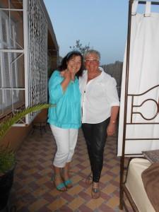 première soirée à Marrakech 001