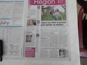 Article du Midi-Libre 6 juillet 2015 001